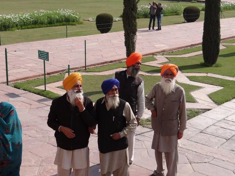 13. Turisti sikh