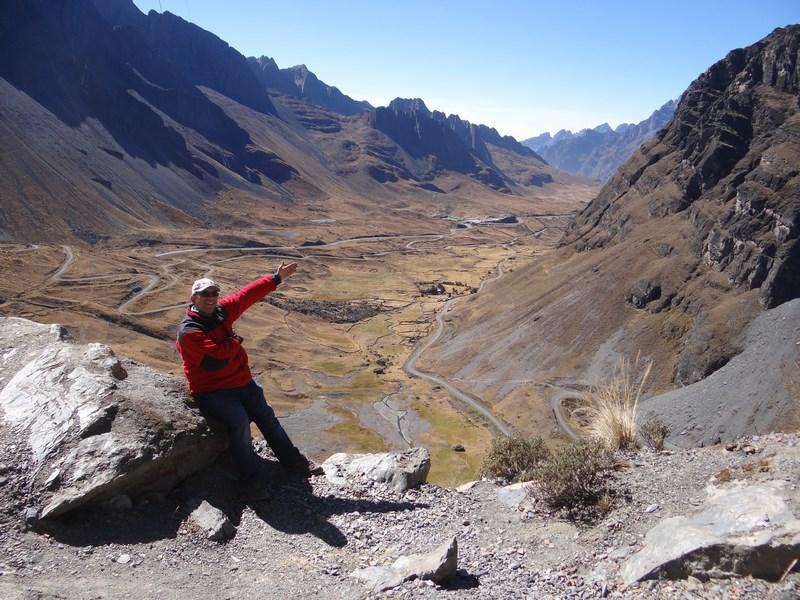 14. Drumul Mortii Bolivia