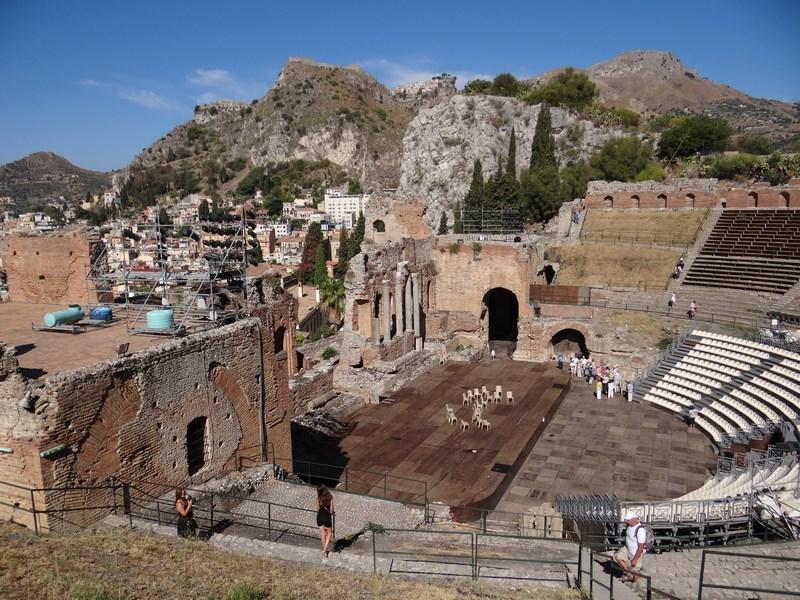 14. Teatrul Grec - Taormina