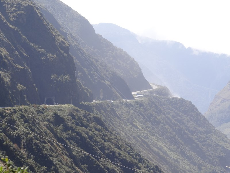 18. Modern Yungas Road