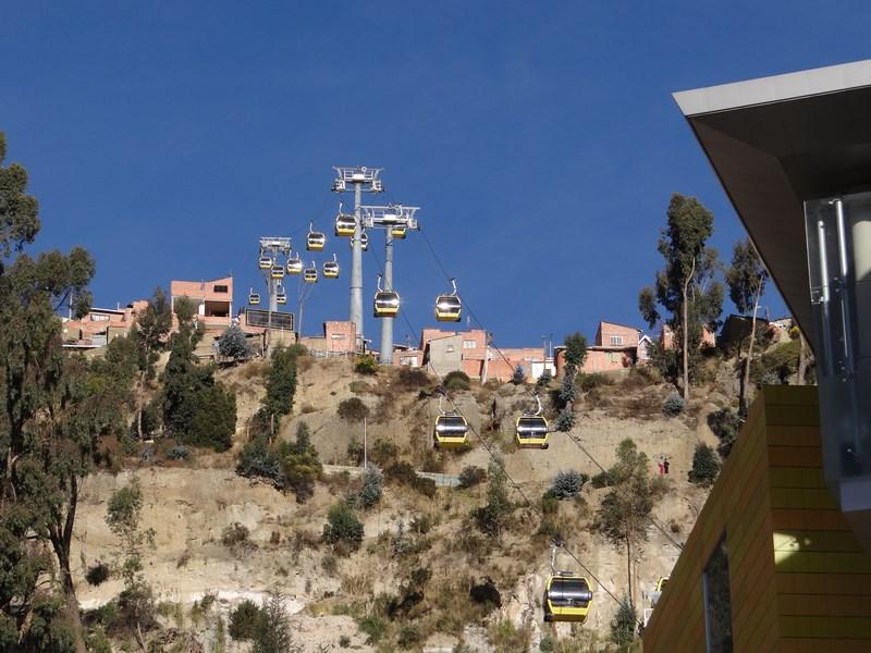 23. Teleferic La Paz