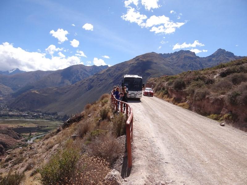 24. Drumul spre Salineras