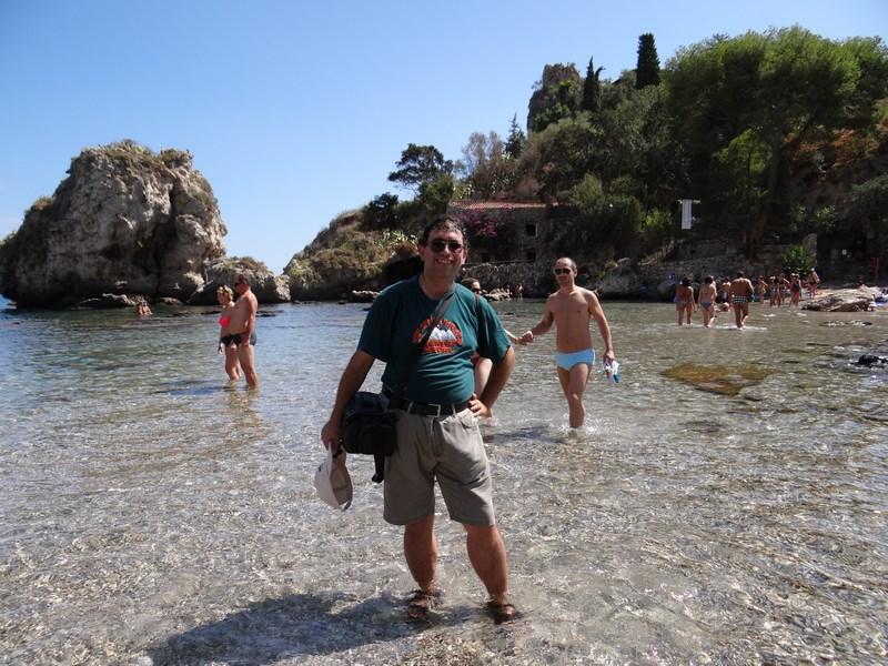 24. Isla Bella, Sicilia