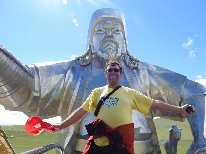 25. Genghis Han