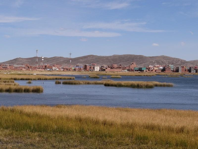 26. Lacul Titicaca