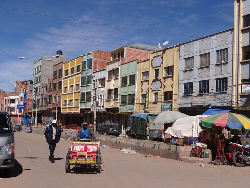 27. Desaguadero, Bolivia
