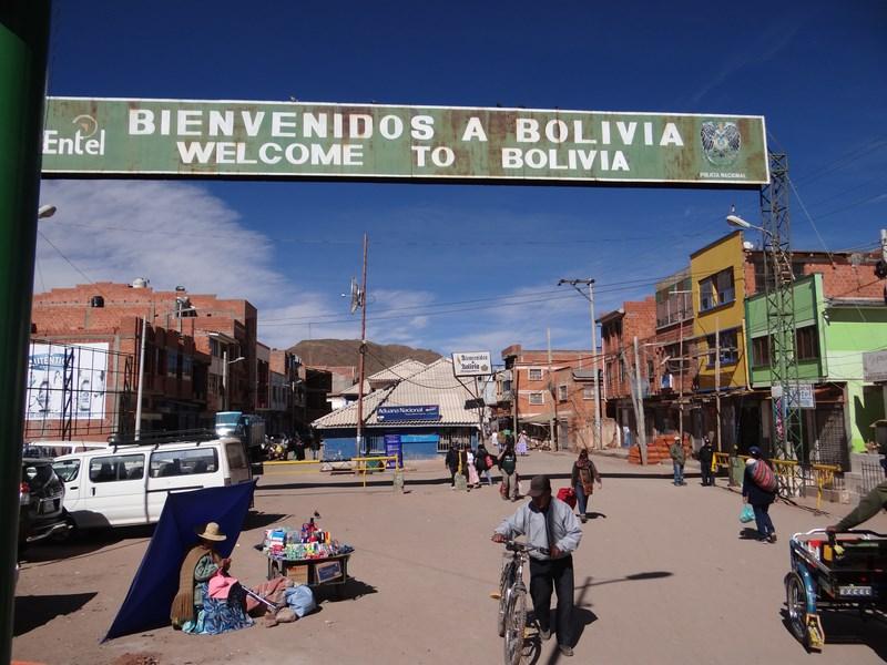 29. Frontiera Bolivia