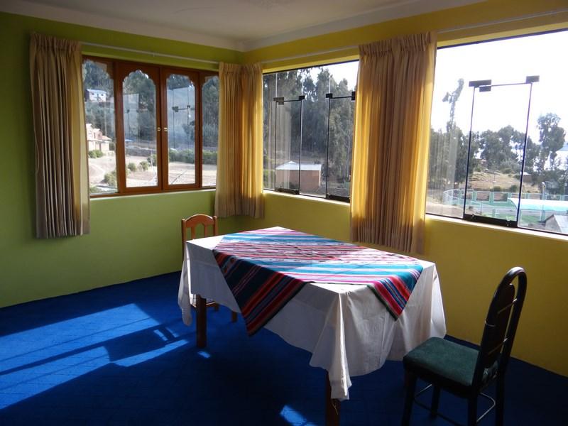 30. Hotel Titicaca