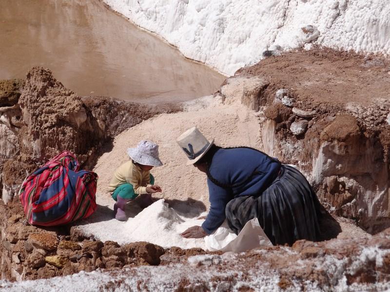 31. Cum se extrage sarea