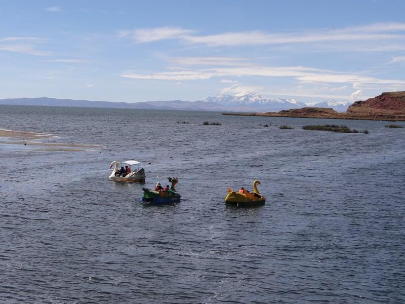 31. Lacul Titicaca