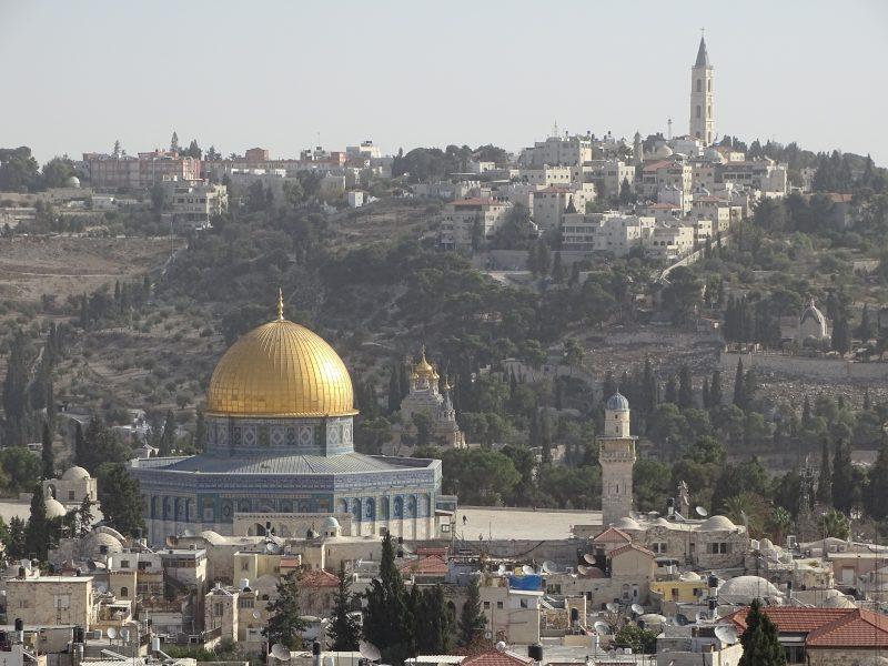 01. Ierusalim, Palestina