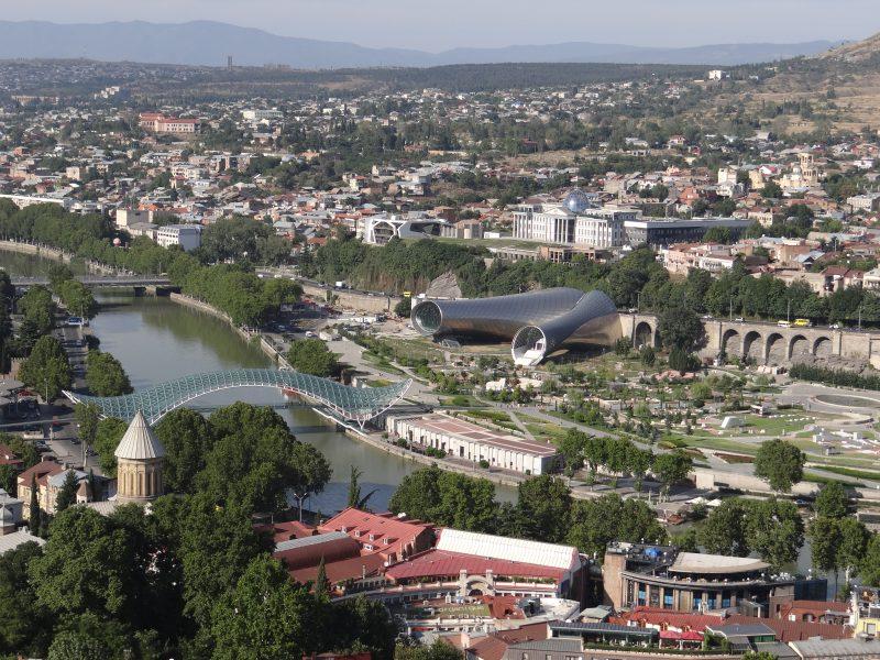 01. Tbilisi