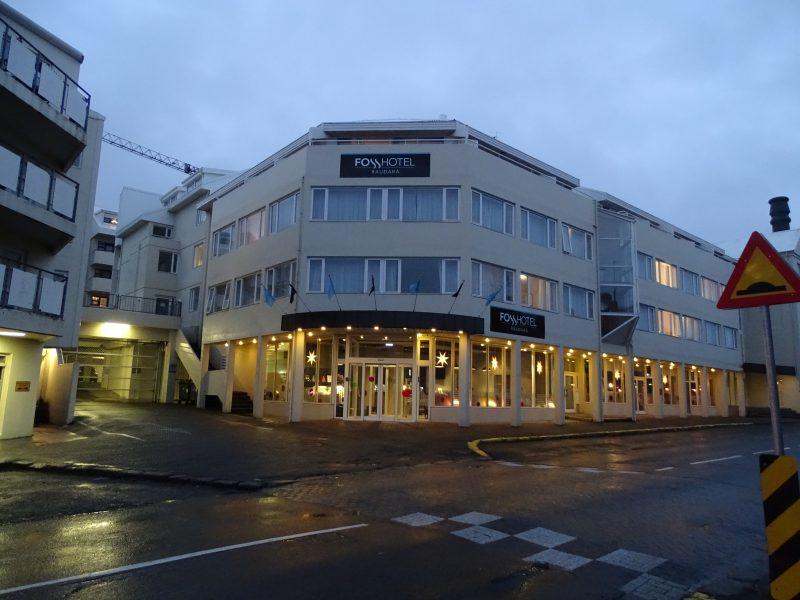 02. Foss Hotel - Reykjavik