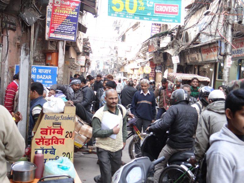 03. Bazar Delhi
