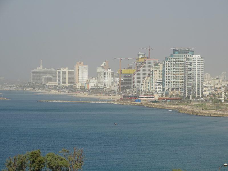 04. Panorama Tel Aviv