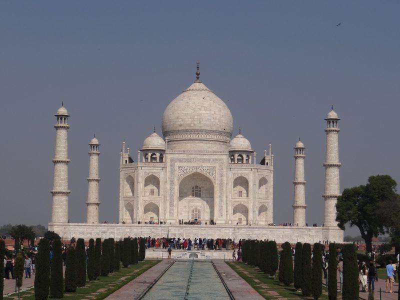 05. Taj Mahal, Agra, India