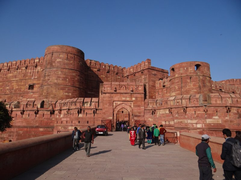 06. Intrare Red Fort