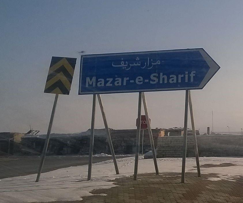 06. Spre Mazar e Sharif