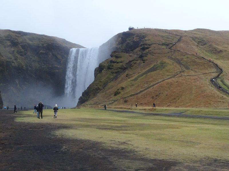 10. Skogarfoss - Islanda