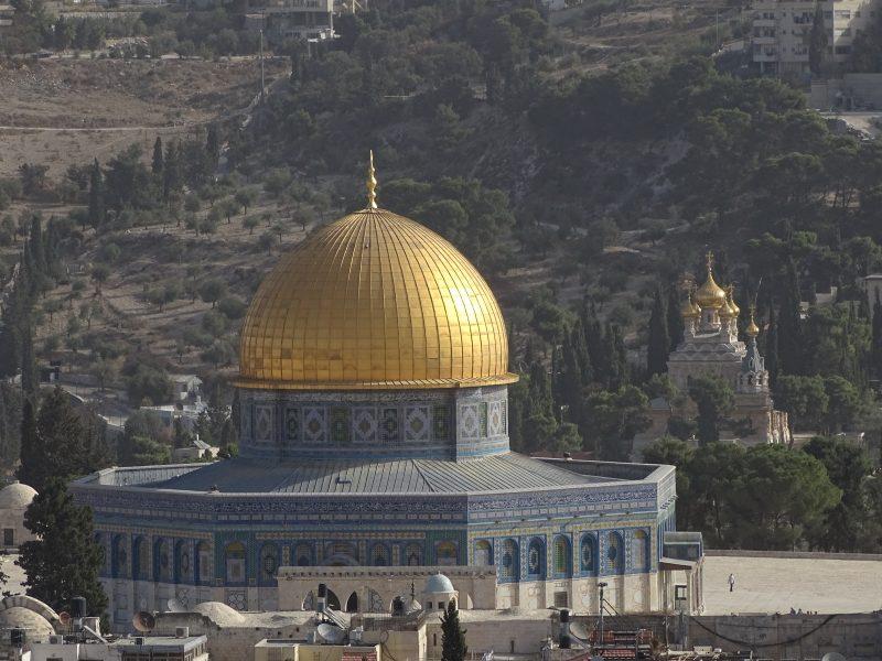 12. Al Aqsa Ierusalim