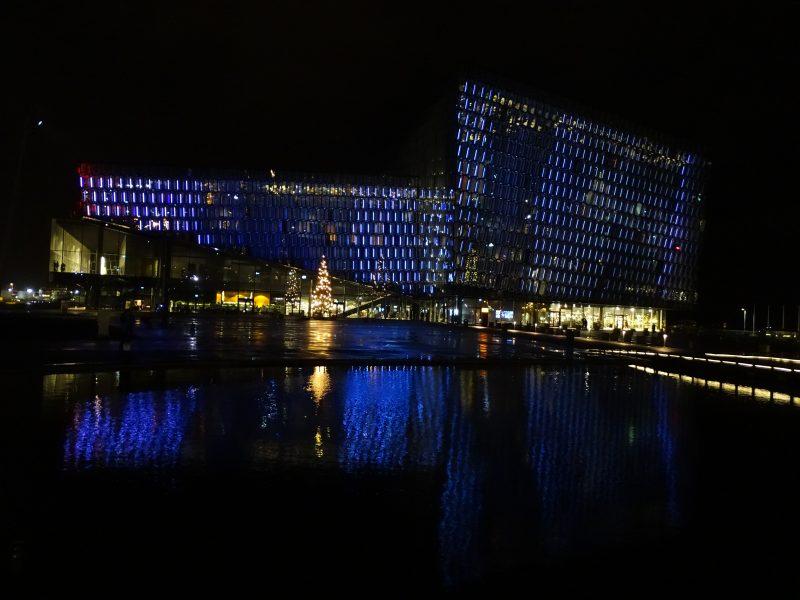 12. Harpa Reykjavik