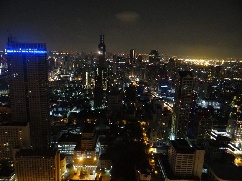 12. Panorama Sky Bar - Lebua Hotel