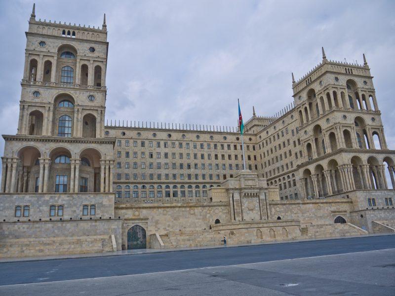 13. Palatul Guvernului