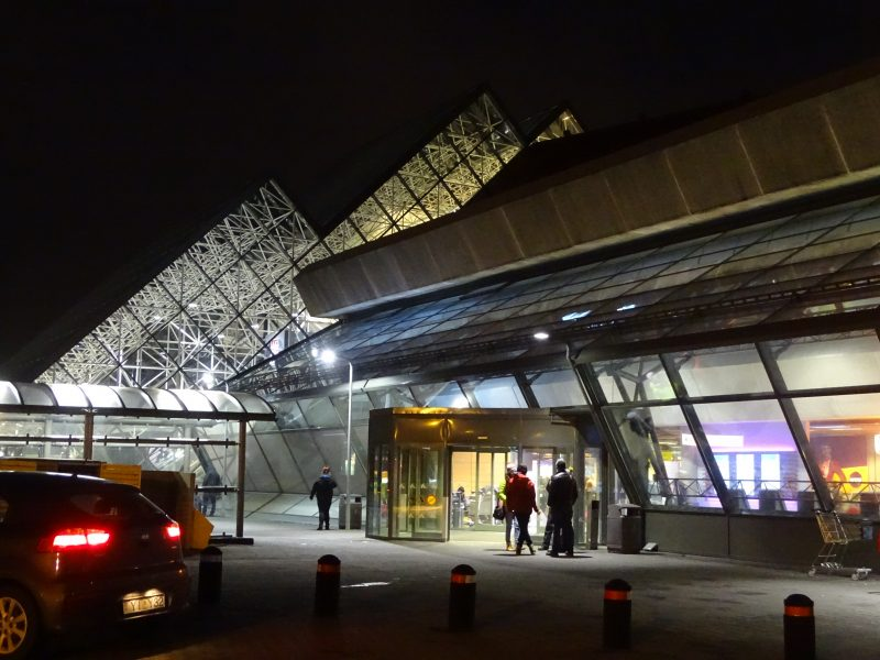 14. Aeroport Reykjavik
