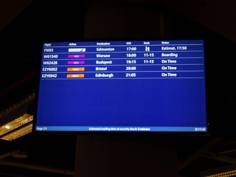 15. Wizz Air Reykjavik - Budapest