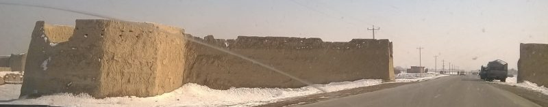 16. Fortificatii Afghanistan
