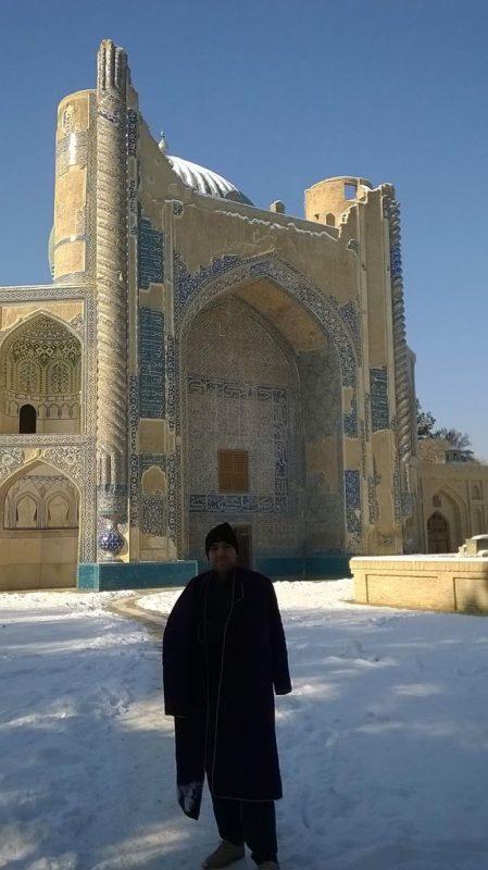 19. Moschee Balkh