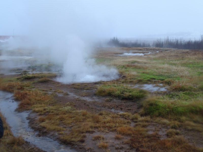 20. Geisere Islanda