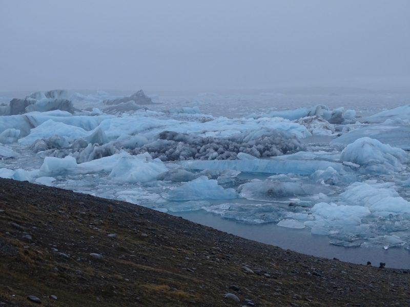 20. Glacier Lagoon, Iceland