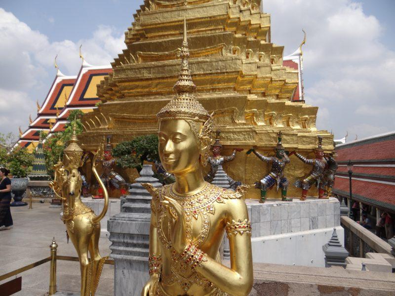 21. Statuie de aur Bangkok