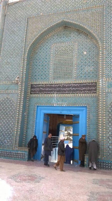 27 Moschee Mazar e-Sharif