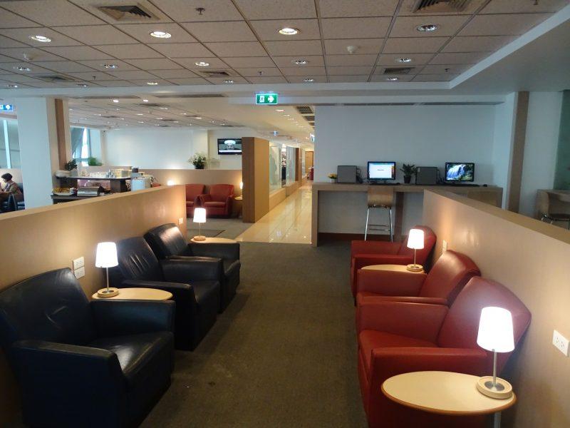 36. KLM lounge Bangkok