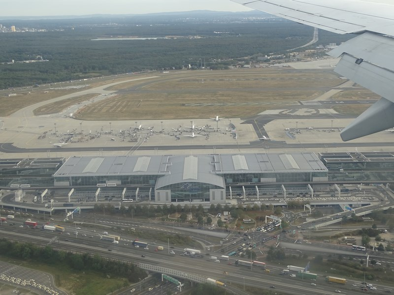 01. Aeroport Frankfurt