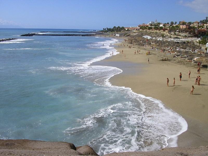 01. Plaja Tenerife