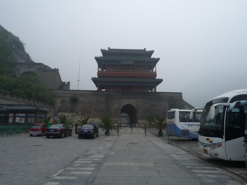02. Intrare Marele Zid Chinezesc