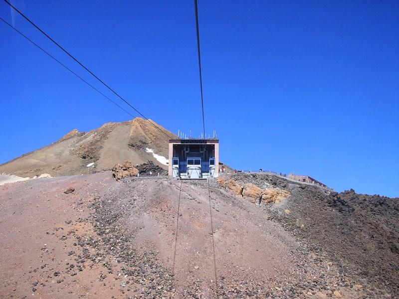 03. Telecabina Teide