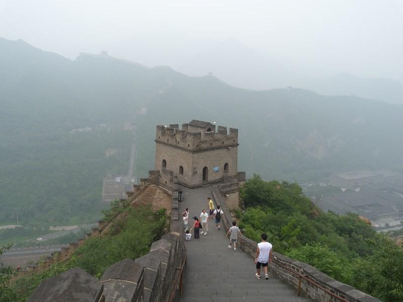 05. Tunuri de aparare - Marele Zid Chinezesc
