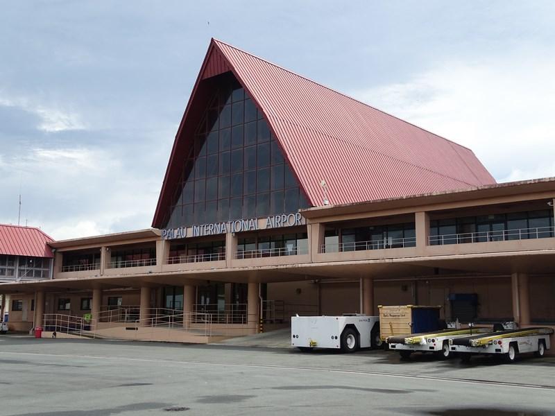 12. Koror Airport