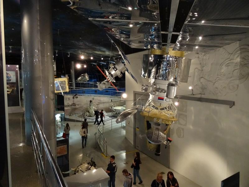 13. Muzeul Cosmosului