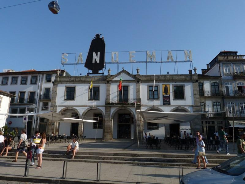 16. Sandeman Porto