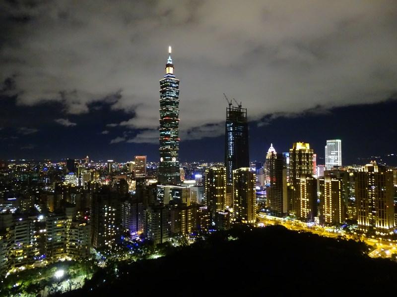 19. Taipei noaptea