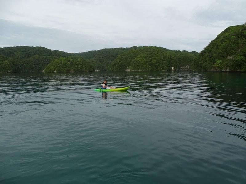 29. Caiac in Palau