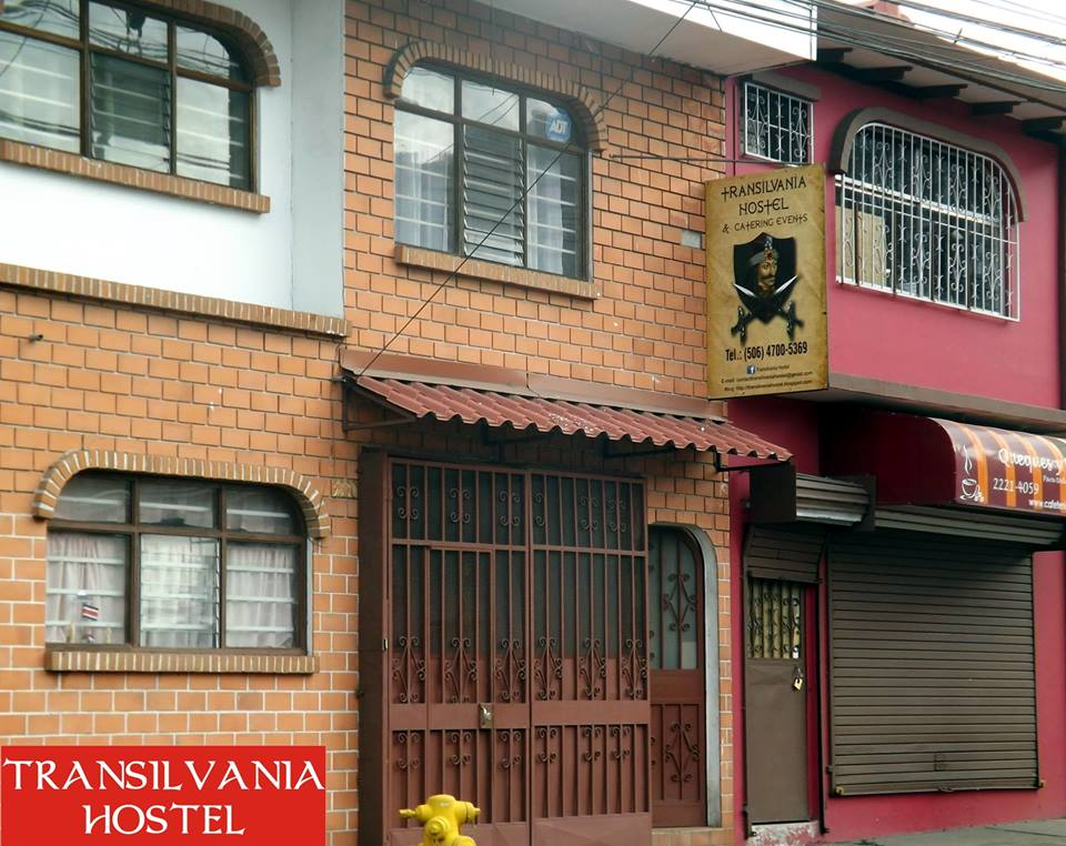 Hostel Transilvania - San Jose, Costa Rica