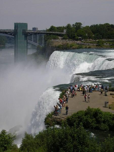 01. Cascada Niagara