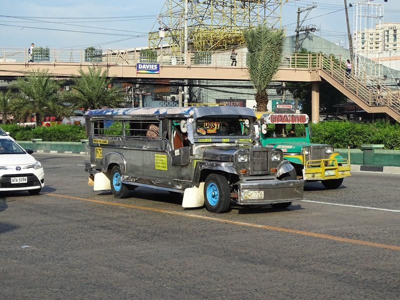 01. Jeepney Manila
