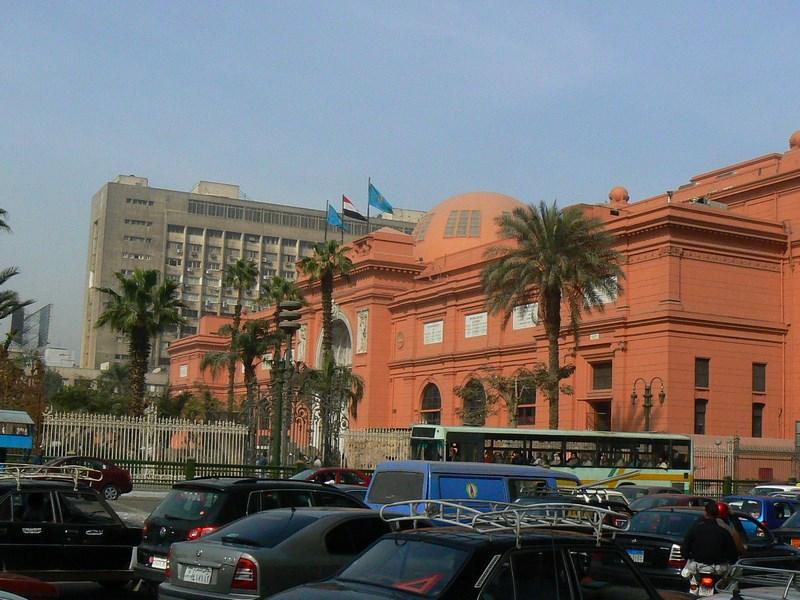 01. Muzeul Egiptean